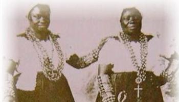 Tia Ciata on left